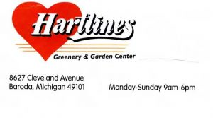 Hartlines Garden Center & Harvest Stand